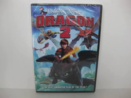 How to Train Your Dragon 2 (SEALED) - DVD